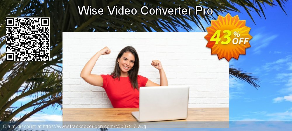 Wise Video Converter Pro coupon on Halloween discount