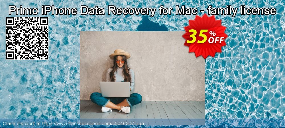 Claim 20% OFF Primo iPhone Data Recovery for Mac - family license Coupon discount March, 2019