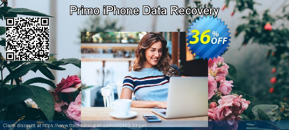 Claim 20% OFF Primo iPhone Data Recovery Coupon discount July, 2019