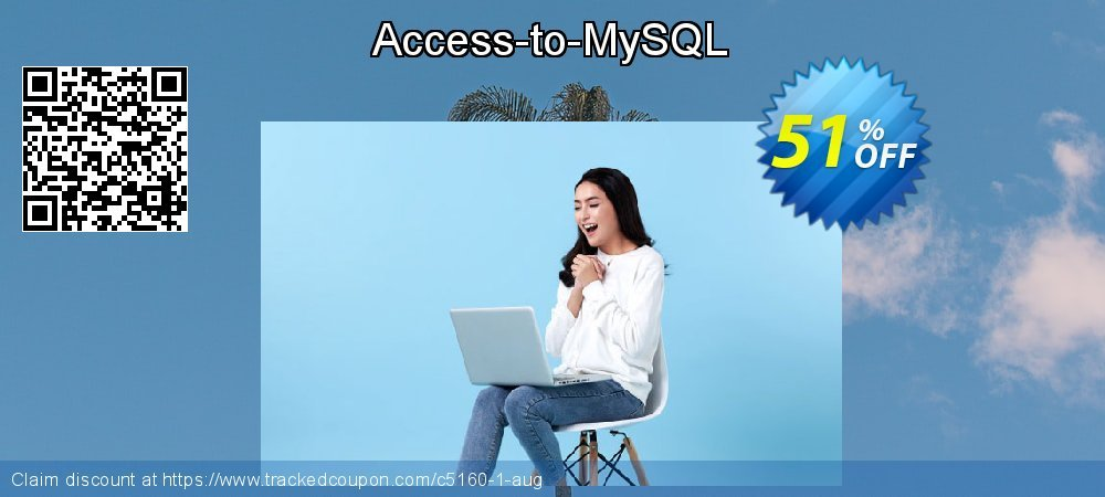 Get 50% OFF Access-to-MySQL offer