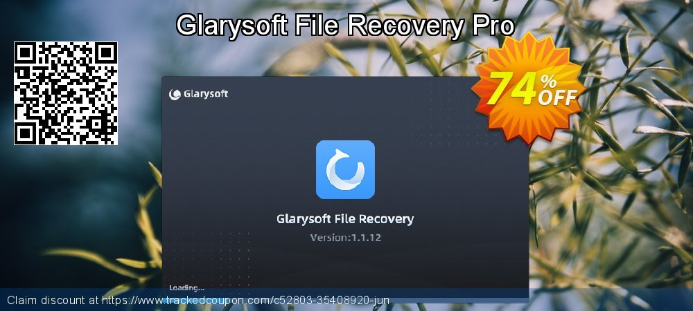 Claim 74% OFF Glarysoft File Recovery Pro Coupon discount August, 2021