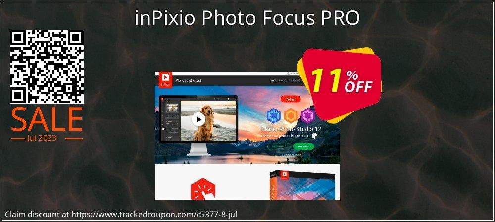 inPixio Photo Focus PRO coupon on Autumn deals