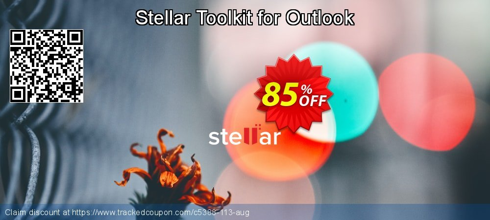 Claim 85% OFF Stellar Toolkit for Outlook Coupon discount May, 2021