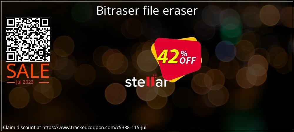 Bitraser file eraser coupon on Lunar New Year discount