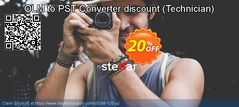 OLM to PST Converter discount - Technician  coupon on New Year promotions