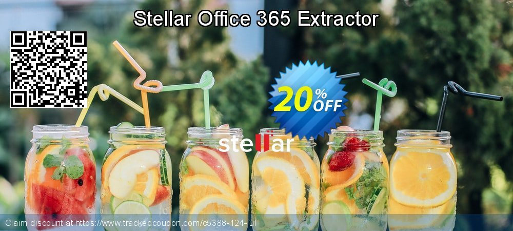 Stellar Office 365 Extractor coupon on New Year discount