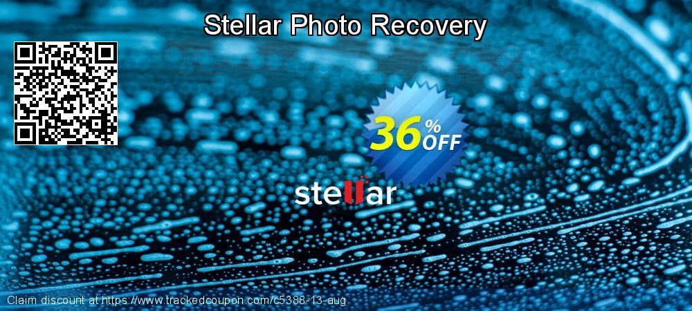Claim 35% OFF Stellar Photo Recovery Coupon discount May, 2019