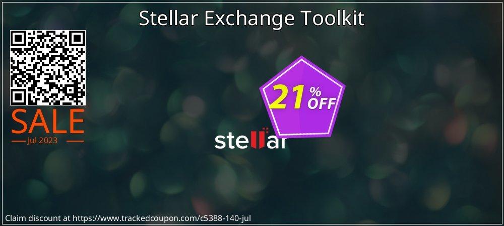 Stellar Exchange Toolkit coupon on New Year deals