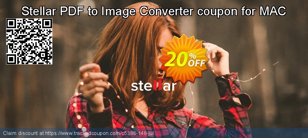 Stellar PDF to Image Converter coupon for MAC coupon on New Year sales