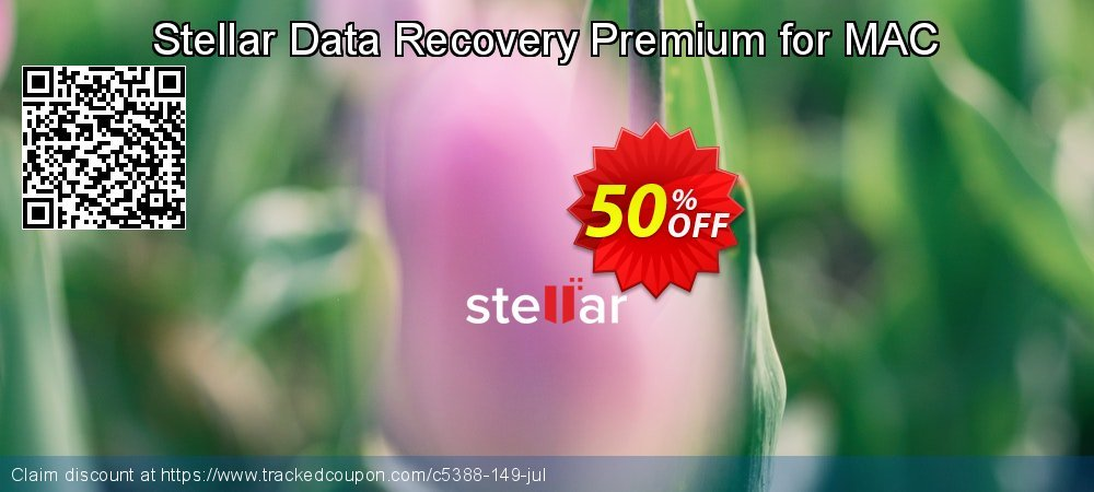 Claim 20% OFF Stellar Phoenix Mac Data Recovery Platinum Coupon discount October, 2019