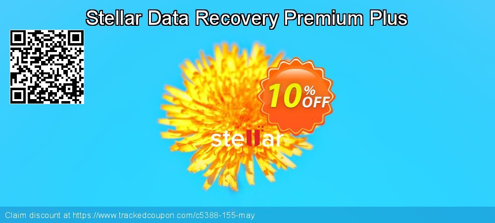 Stellar Data Recovery Premium Plus coupon on Lunar New Year discounts