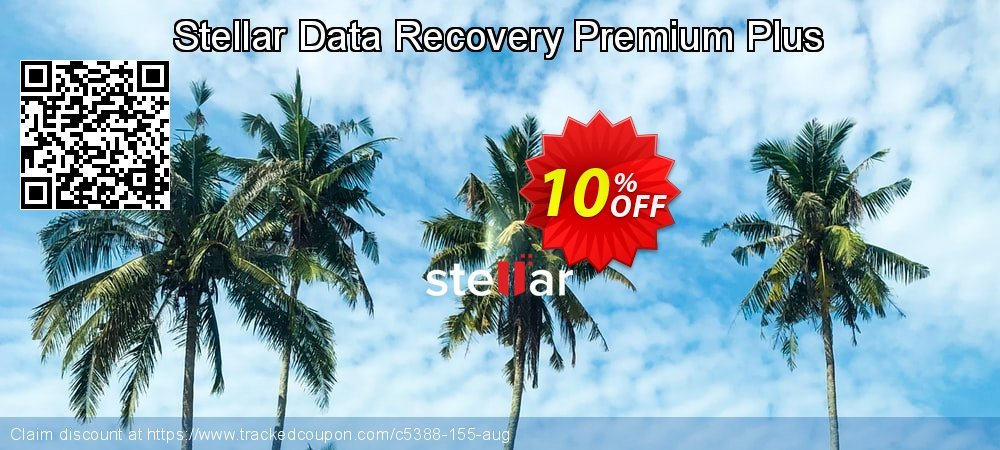 Get 50% OFF Stellar Data Recovery Premium + offering sales