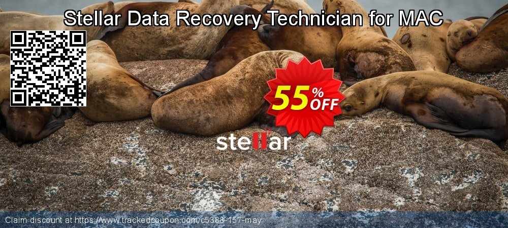 Stellar Data Recovery Technician for MAC coupon on New Year's Day sales