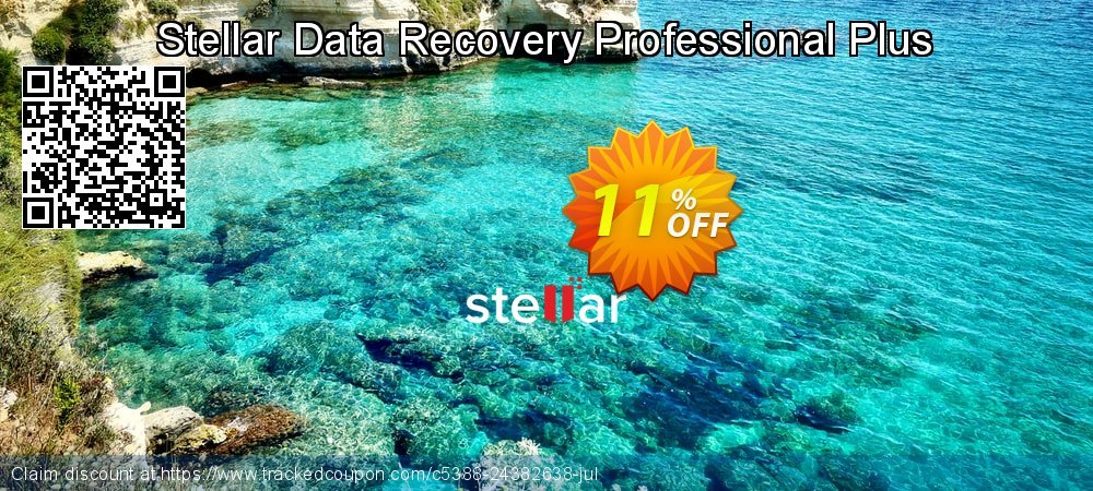 Claim 11% OFF Stellar Data Recovery Professional Plus Coupon discount August, 2021