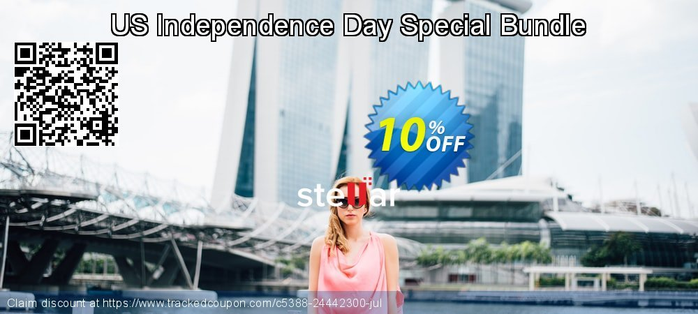 Get 10% OFF US Independence Day Special Bundle sales