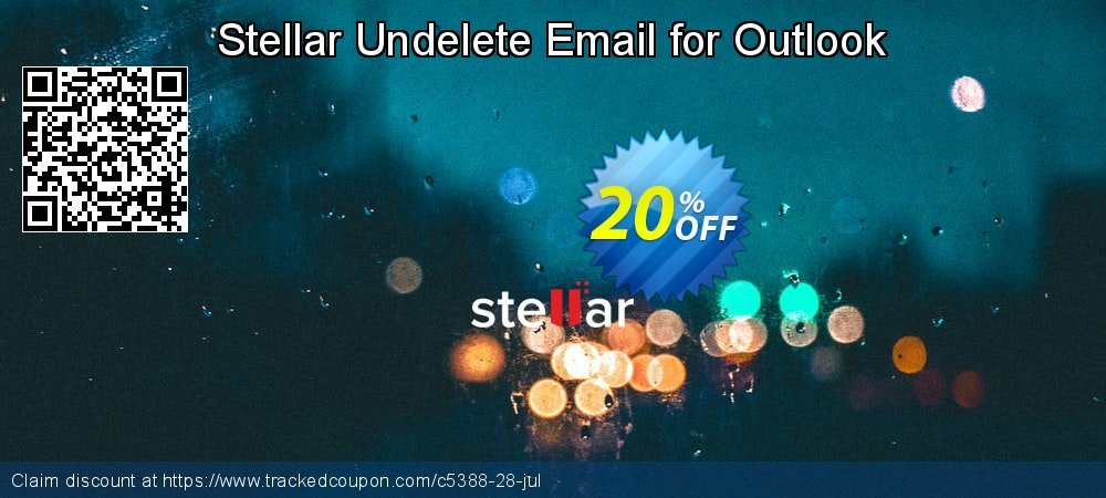 Claim 20% OFF Stellar Phoenix Deleted Email Recovery Coupon discount May, 2019