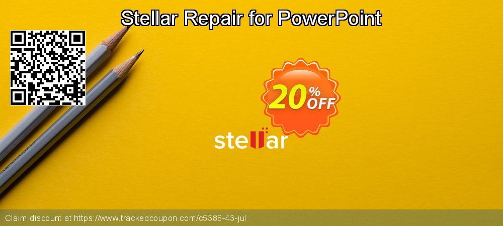 Stellar Repair for PowerPoint coupon on Lunar New Year discount