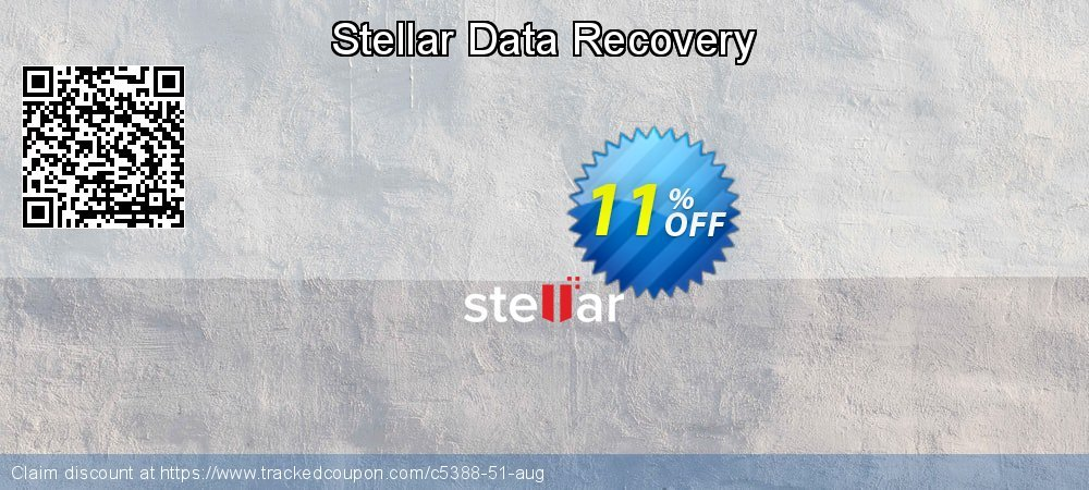 Stellar Data Recovery coupon on Lunar New Year offer