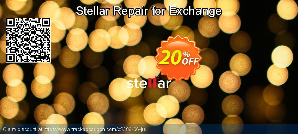 Claim 20% OFF Stellar Repair for Exchange Coupon discount October, 2020