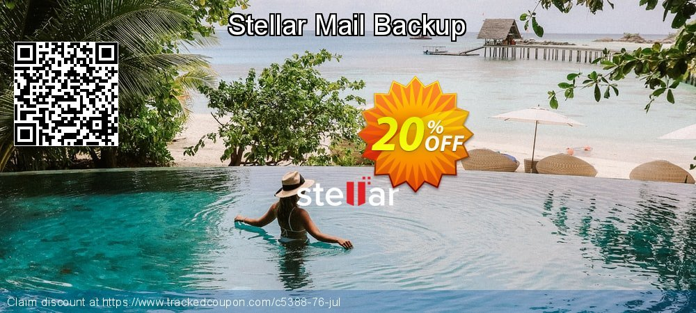 Stellar Mail Backup coupon on New Year sales