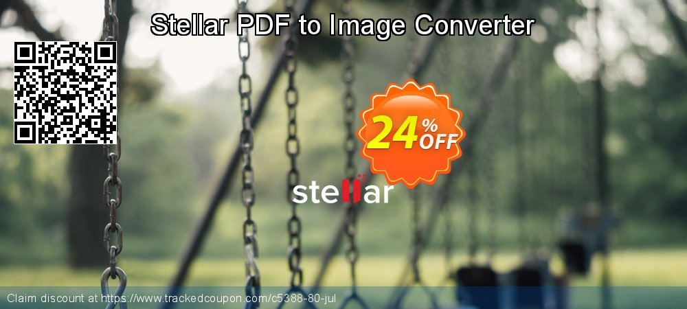 Stellar PDF to Image Converter coupon on New Year offering discount