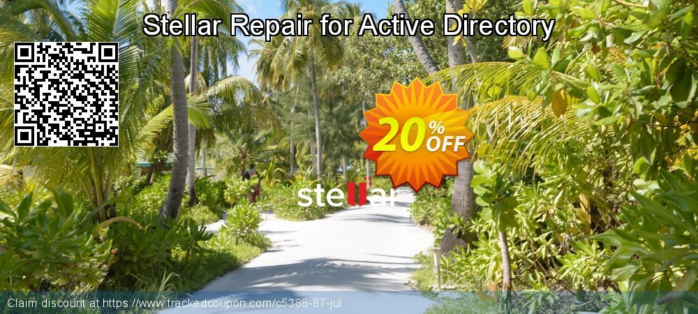 Stellar Repair for Active Directory coupon on Lunar New Year offer
