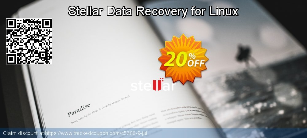 Stellar Phoenix Linux Data Recovery coupon on Back to School season offering discount