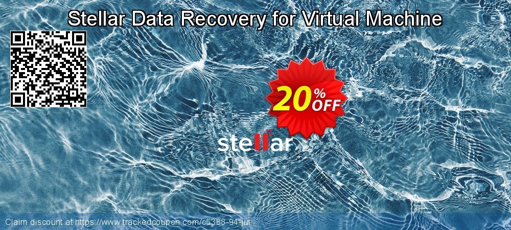 Claim 20% OFF Stellar Phoenix Virtual Machine Data Recovery Coupon discount May, 2019