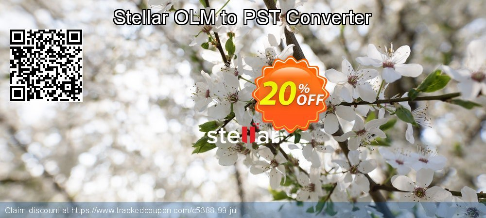 Stellar OLM to PST Converter coupon on Lunar New Year offering sales