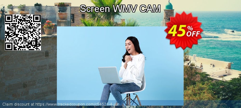 Get 45% OFF Screen WMV CAM offering sales