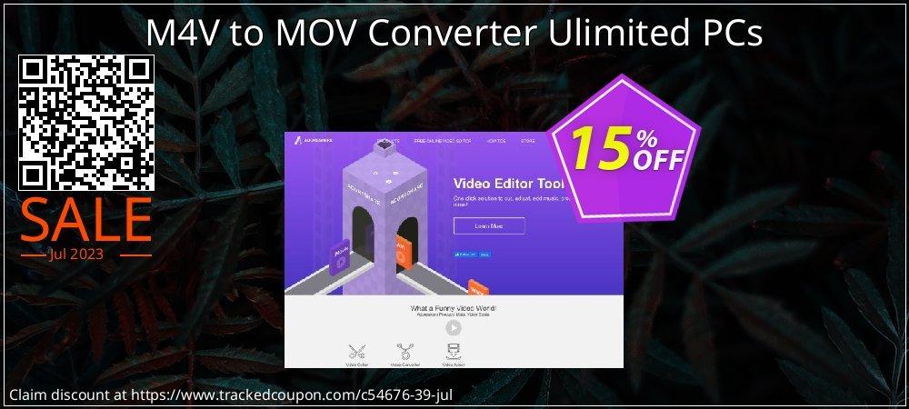 convert drm m4v to mov