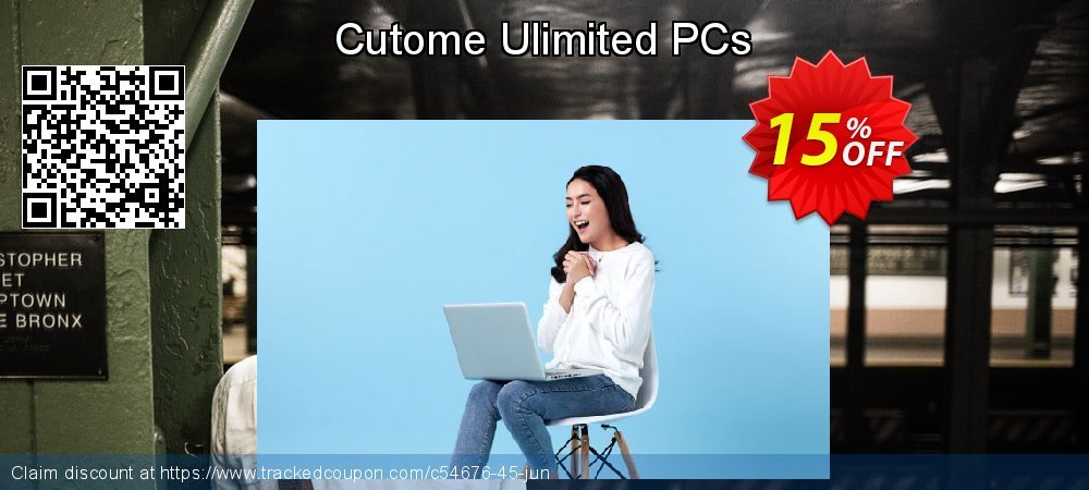 Get 15% OFF Cutome Ulimited PCs sales