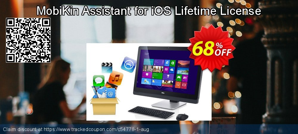 MobiKin Assistant for iOS Lifetime License coupon on Eid al-Adha deals