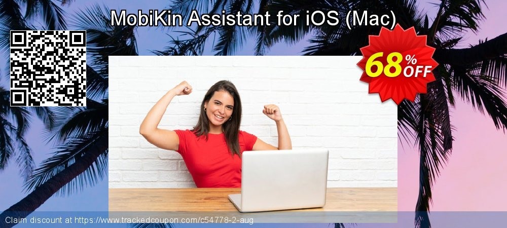 Get 50% OFF MobiKin Assistant for iOS (Mac) promotions
