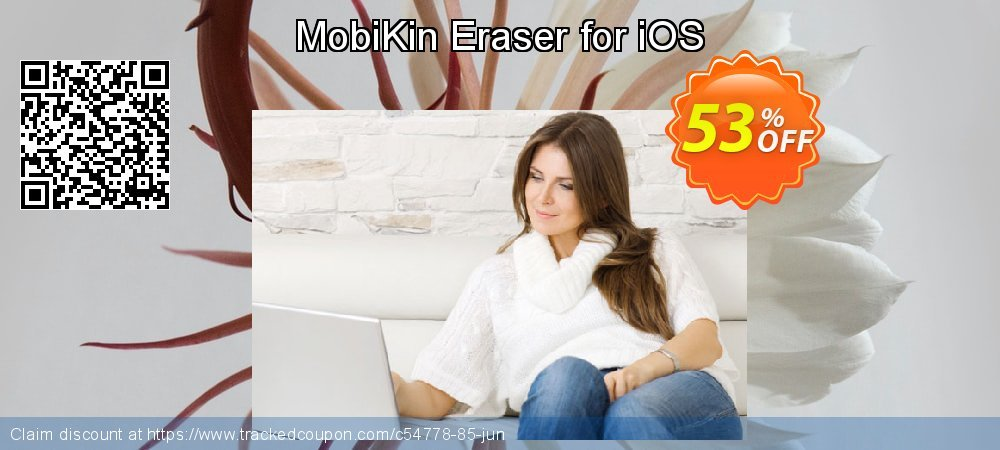 MobiKin Eraser for iOS coupon on Natl. Doctors' Day sales