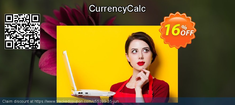 CurrencyCalc coupon on Black Friday discount