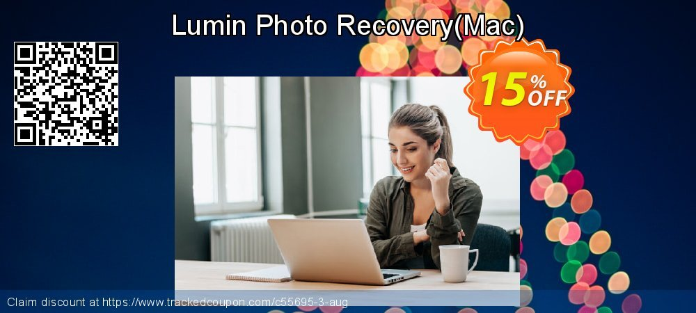 Lumin Photo Recovery - Mac  coupon on New Year's Day offering sales