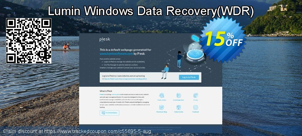 Lumin Windows Data Recovery - WDR  coupon on Exclusive Student deals offering sales