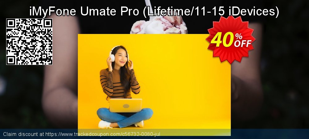 iMyFone Umate Pro - Lifetime/11-15 iDevices  coupon on Halloween discount