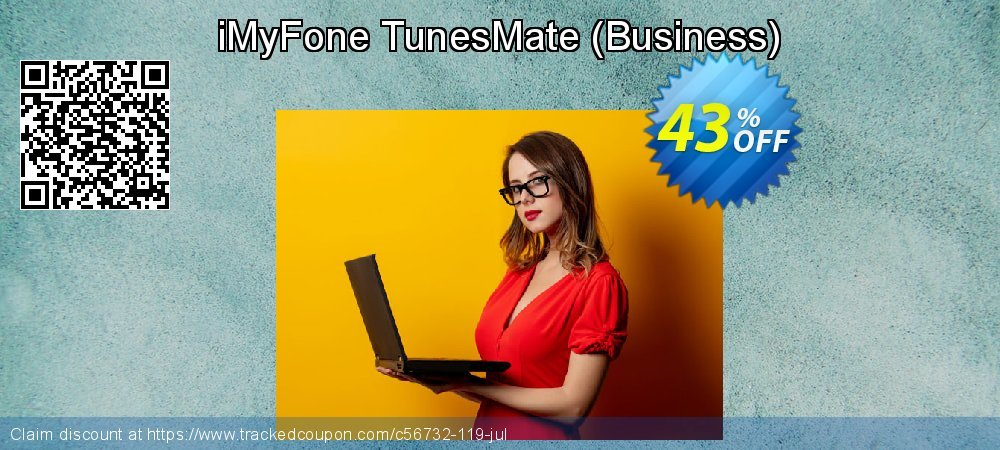 iMyFone TunesMate - Business  coupon on Halloween super sale