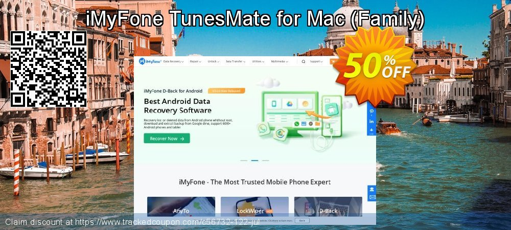 iMyFone TunesMate for Mac - Family  coupon on Halloween sales