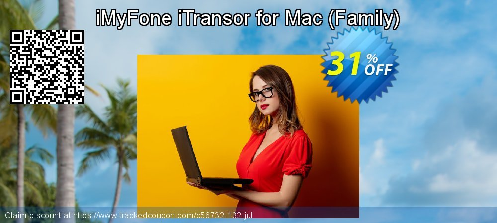 iMyFone iTransor for Mac - Family  coupon on Halloween deals