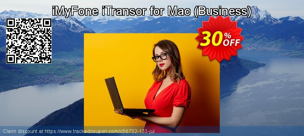 iMyFone iTransor for Mac - Business  coupon on Halloween offer