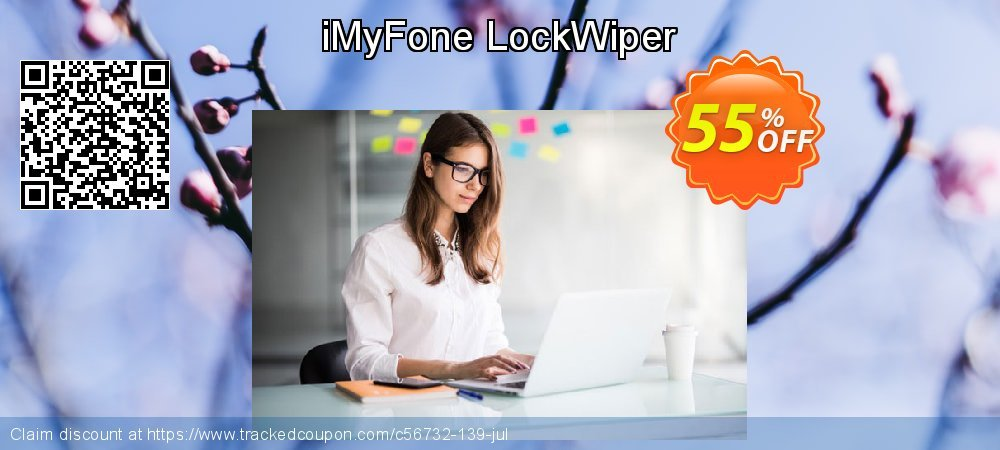 iMyFone LockWiper coupon on Halloween promotions