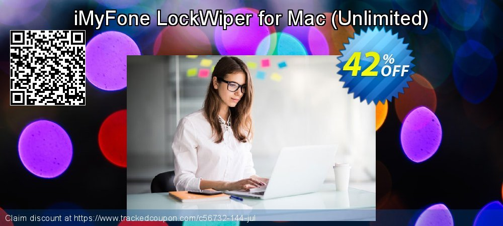 iMyFone LockWiper for Mac - Unlimited  coupon on Halloween offering discount