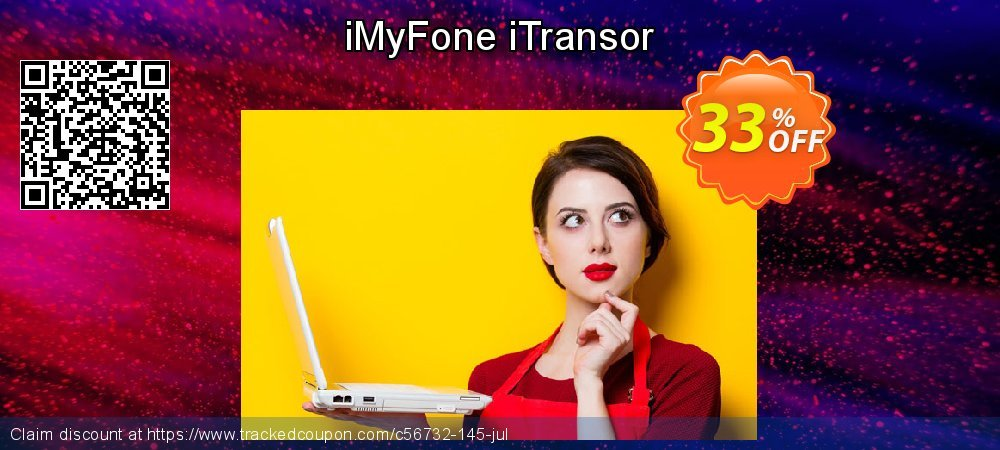 iMyFone iTransor coupon on Halloween offering sales