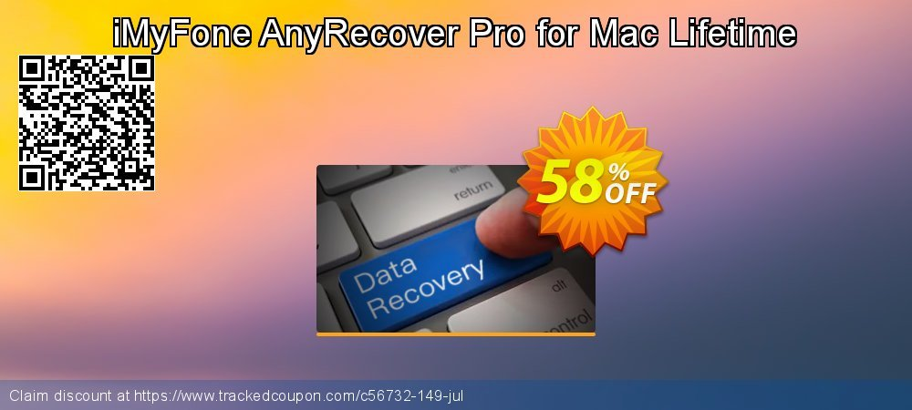 Claim 44% OFF iMyFone AnyRecover for Mac - Lifetime License Coupon discount June, 2019