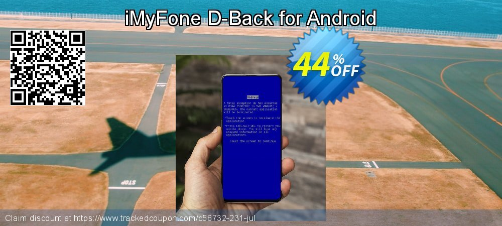 Claim 44% OFF iMyFone D-Back for Android Coupon discount July, 2020