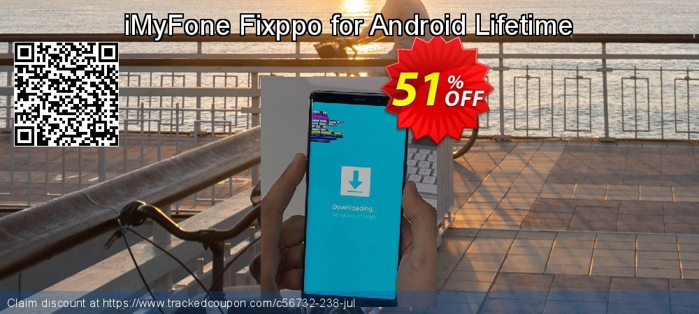 iMyFone Fixppo for Android - Family Plan  coupon on Halloween promotions