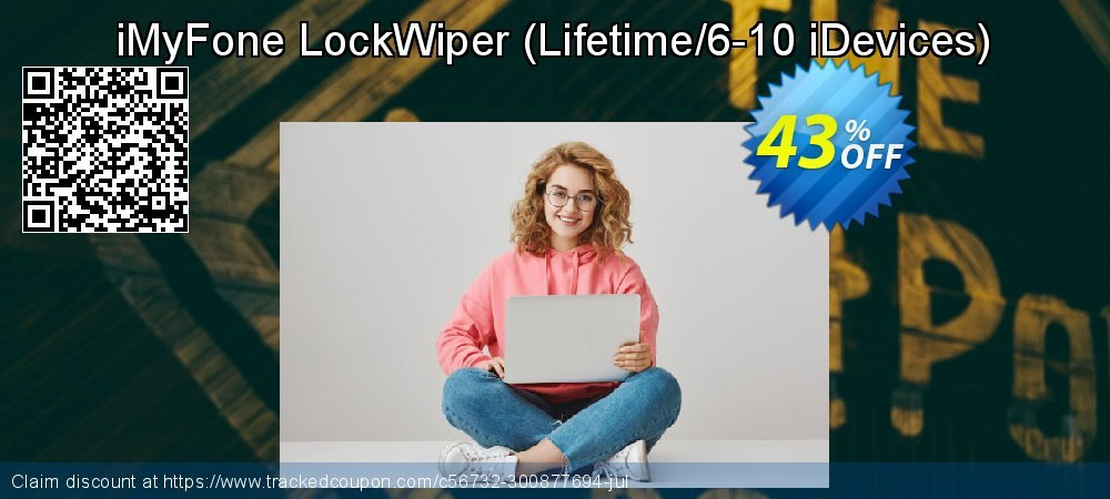 iMyFone LockWiper - Lifetime/6-10 iDevices  coupon on Halloween discount